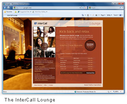The InterCall Lounge