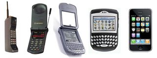 Evolution-of-cell-phones