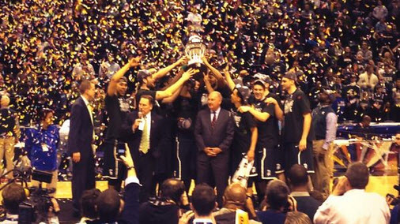 Michigan State Spartans 2014 Big Ten Tournament Champs