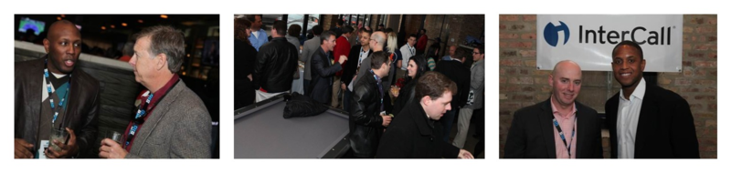 Pictures from the InterCall VIP Big Ten event in 2013/