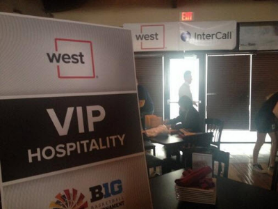 InterCall hosts VIP event at Big Ten Tournament